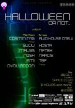 Hallowen Or Not la Space Club din Bucureşti