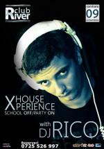 House Xperience în Club River din Răduţi