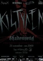 Concert Kistvaen la Club Hand din Iaşi