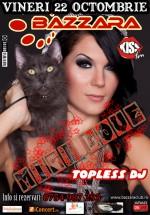 DJ Miki Love la Bazzara Club din Arad
