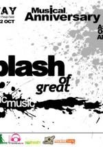 Musical Anniversary în Club Getaway din Bucureşti