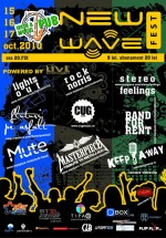 New Wave Fest la Irish & Music Pub din Cluj-Napoca