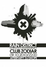 Concert Rain District în Club Zodiar din Galaţi
