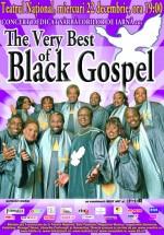 The Very Best of Black Gospel la Teatrul Naţional Bucureşti
