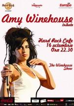 Concert The Winehouse Show la Hard Rock Cafe din Bucureşti