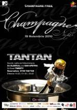 Champagne Party în Club Tan Tan din Bucureşti