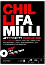 Concert Chilli Familli la Zorki Off The Record din Cluj-Napoca