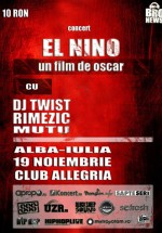 Lansare album El Nino la Club Allegria din Alba Iulia