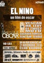 Lansare album El Nino în Club Kuando din Cluj-Napoca