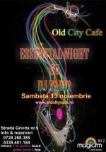 Essential Night la Old City Cafe din Brăila
