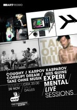 ExperiMental Live Sessions la Sala Dalles din Bucureşti