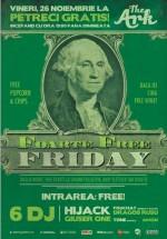 Foarte Free Friday la The Ark din Bucureşti