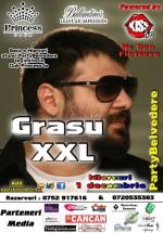 Concert Grasu XXL la Princess Club din Bucureşti