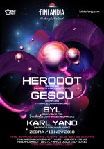 Herodot & Gescu la Zebra Club din Bacău