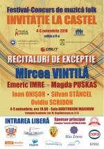 Invitaţie la castel la Sala Auditorium Maximum din Cluj-Napoca