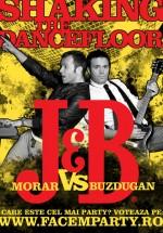 J&B Shaking the Dancefloor la Club La Mouche din Arad şi Club Heat din Oradea