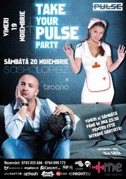 Party la Pulse Studio din Focşani