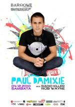 Paul Damixie la Club Baroque din Sfântu Gheorghe