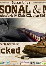 Concert Personal & Neko în Club XXL din Abrud