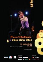 Pierre Tregomain & Bega Blues Band la Clubul Ţăranului din Bucureşti