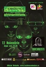 Residence Deejays & Frissco în Club The Gate din Bucureşti