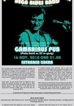 Seara de Jazz la Gambrinus Pub din Cluj-Napoca