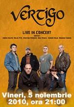 Concert Vertigo la Club Phoenix din Constanţa