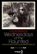 Wednesdays of the Haunted la Club Control din Bucureşti