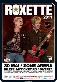 roxette bucuresti 2011 243x350 Concert Roxette la Bucureşti
