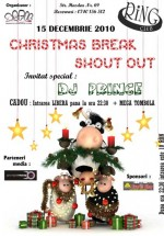 Christmas Break Shout Out la Club Ring din Cluj-Napoca