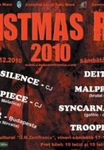 Christmas Rock 2010 la Centrul Cultural G.M.Zamfirescu din Satu Mare