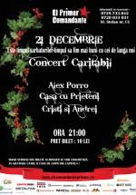 Concert Caritabil în El Primer Comandante din Bucureşti