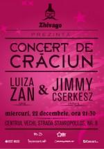 Concert de Crăciun la Club Zhivago din Bucureşti