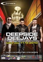 Deepside Deejays la Club Oxygen din Bucureşti