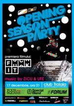 H2O Opening Season Party la Tralala Club din Bucureşti