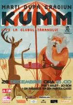 Concert Kumm la Clubul Ţăranului din Bucureşti