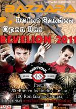 Revelion 2011 la Bazzara Club din Arad