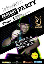 Playboy Energy Drink Party în Le Studio Club din Bucureşti