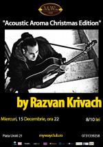 Concert Razvan Krivach la Club My Way din Cluj-Napoca