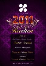 Revelion 2011 în Club Two din Constanţa
