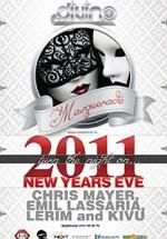 New Years Eve 2011 la Divino Glam Club din Galaţi
