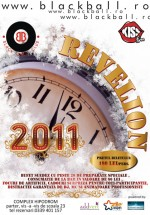 Revelion 2011 la Black Ball Club din Brăila