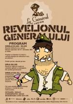Revelionul Generalului în Le General din Cluj-Napoca