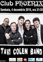 Concert Tavi Colen Band la Club Phoenix din Constanţa