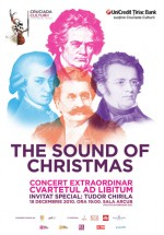 The Sound of Christmas la Sala ArCuB din Bucureşti