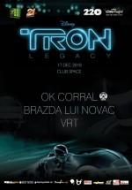 Lansare Soundtrack Tron: Legacy la Space Club din Bucureşti