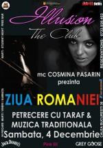 Ziua României la Club Illusion din Piteşti