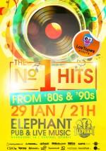 80s vs. 90s party la Elephant Pub din Bucureşti