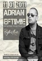 Adrian Eftimie la Cafe Del Mar din Constanţa