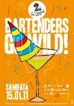Bartenders Go Wild în Le General din Cluj-Napoca